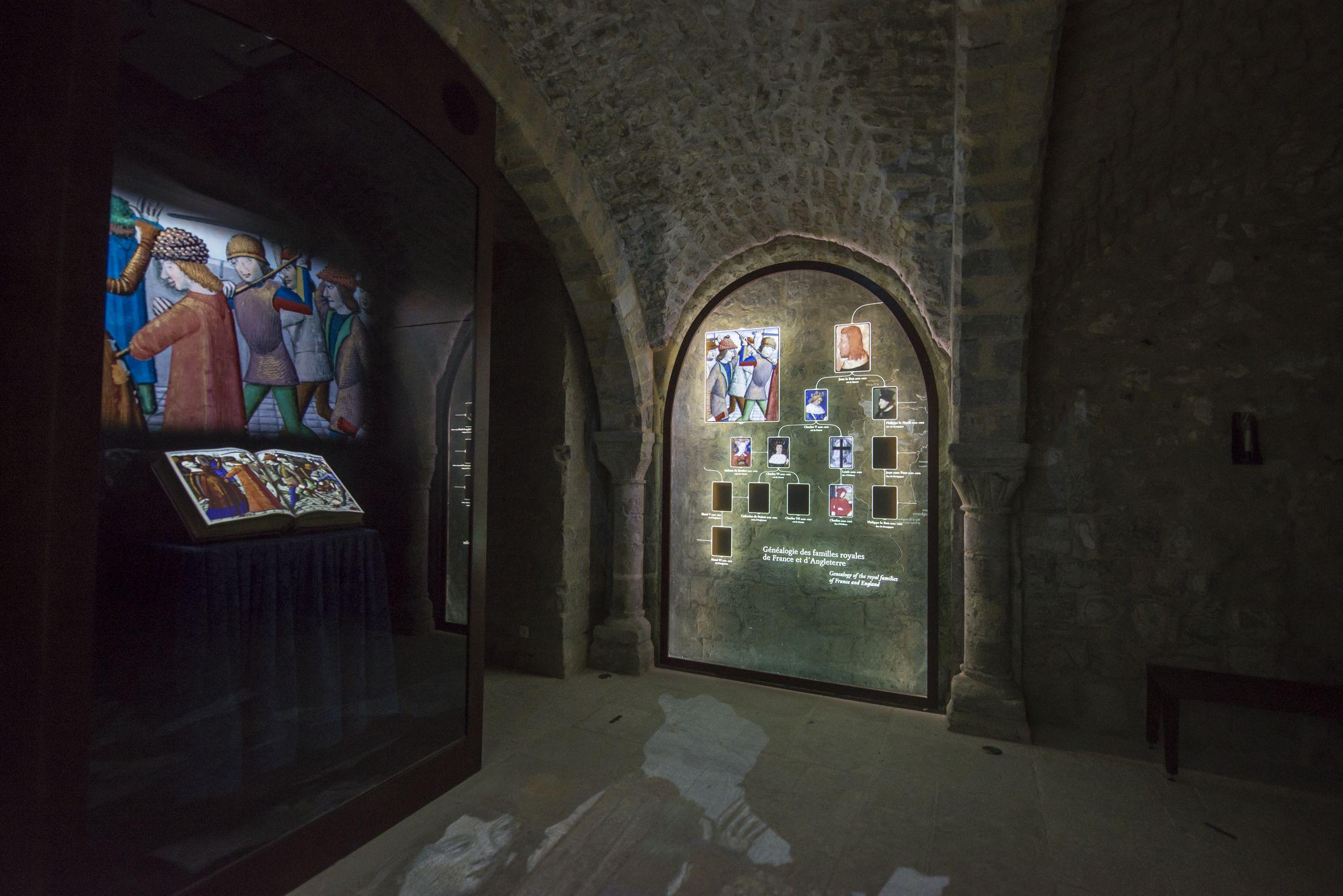 AV for Historial Jeanne d'Arc - Clémence Farrell scenography agency