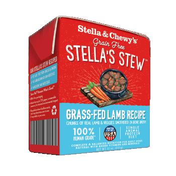 Stella & Chewy's Stews Grass Fed Lamb 11oz Canned Dog Food