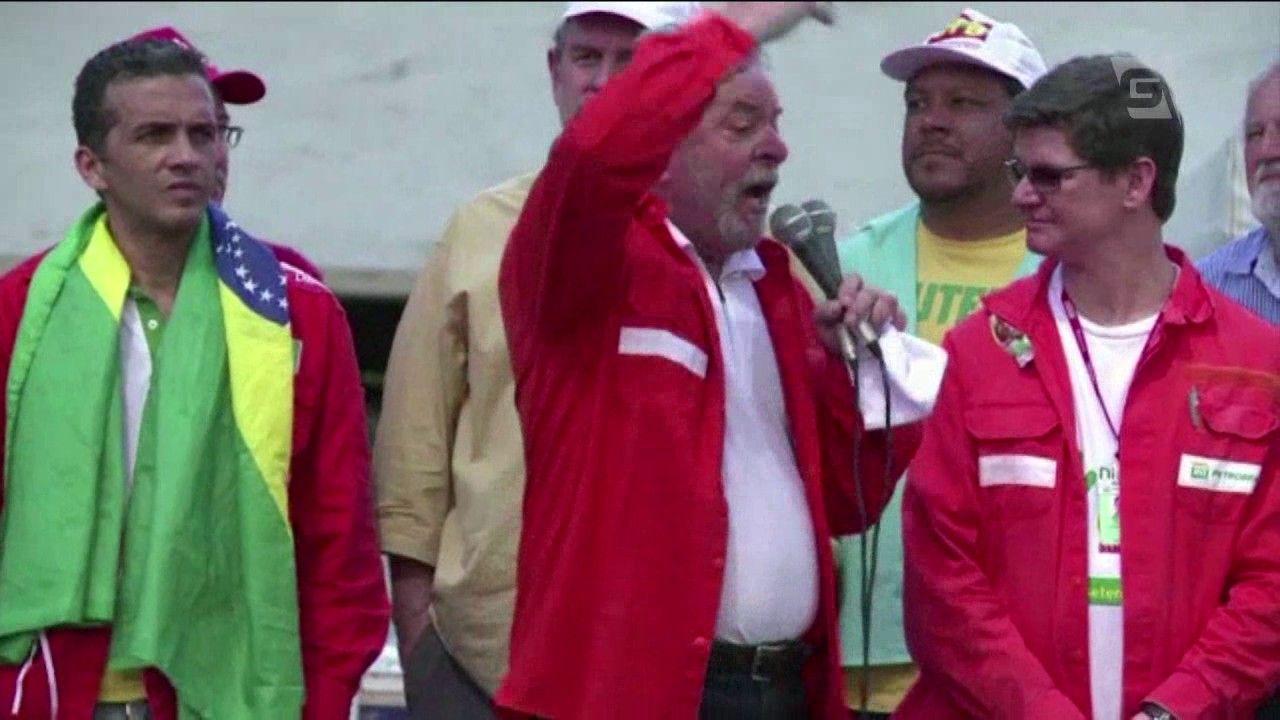 Lula depõe em SP como testemunha