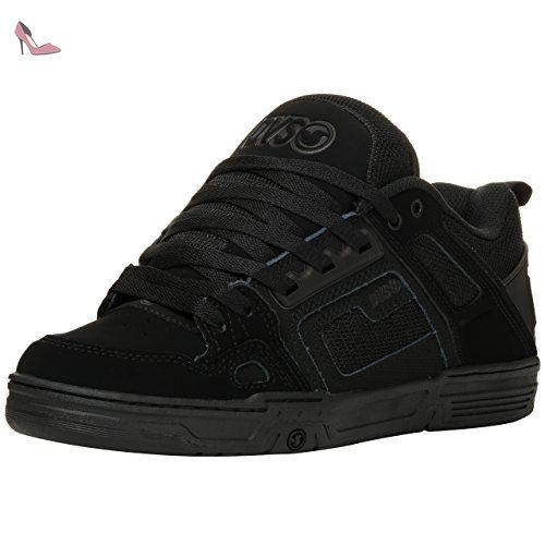 DVS Comanche Black/Black/Black 13UK - Chaussures dvs apparel (*Partner-