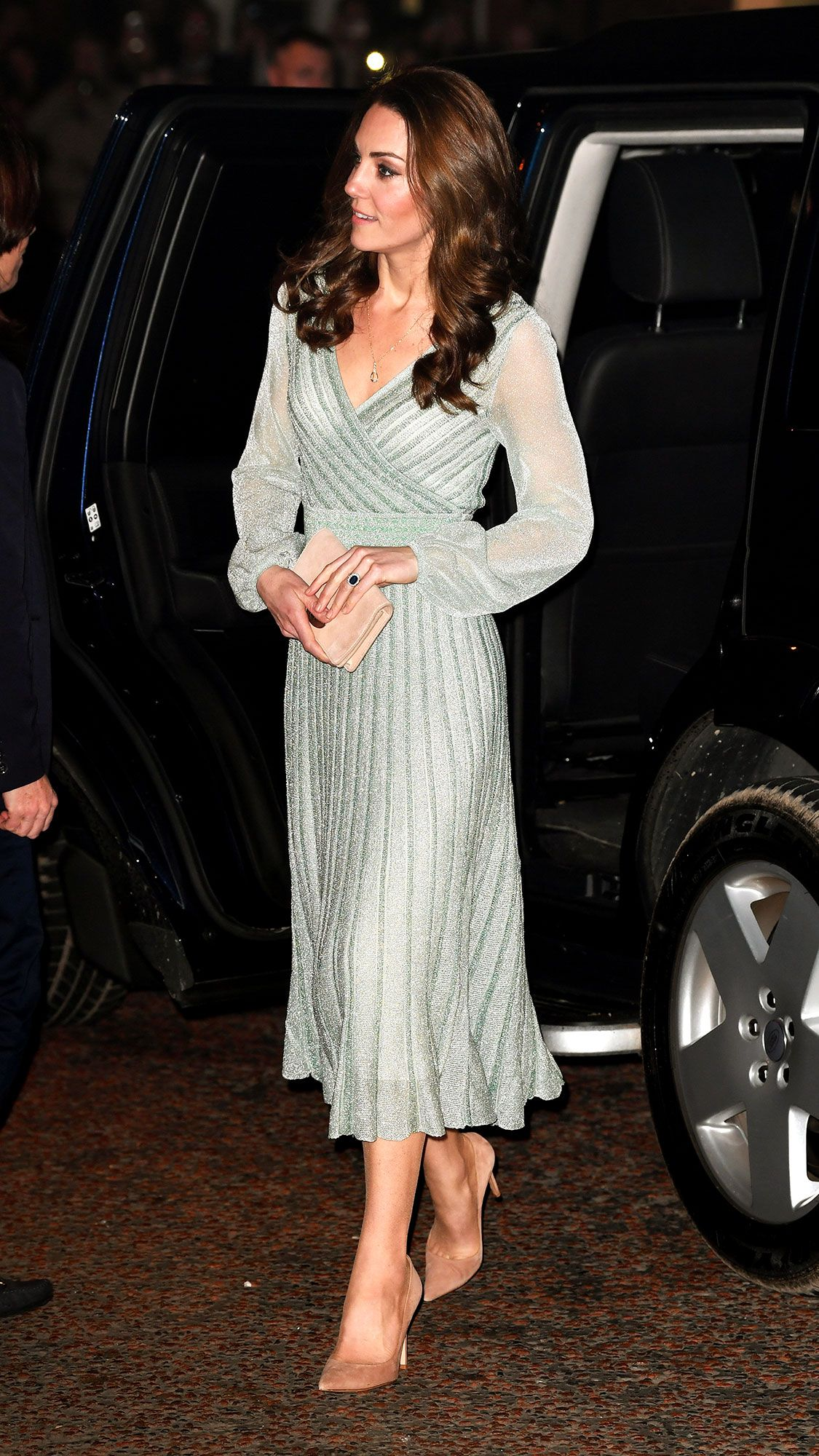 Duchess Kate Is Giving Us Ice Queen Vibes in Missoni