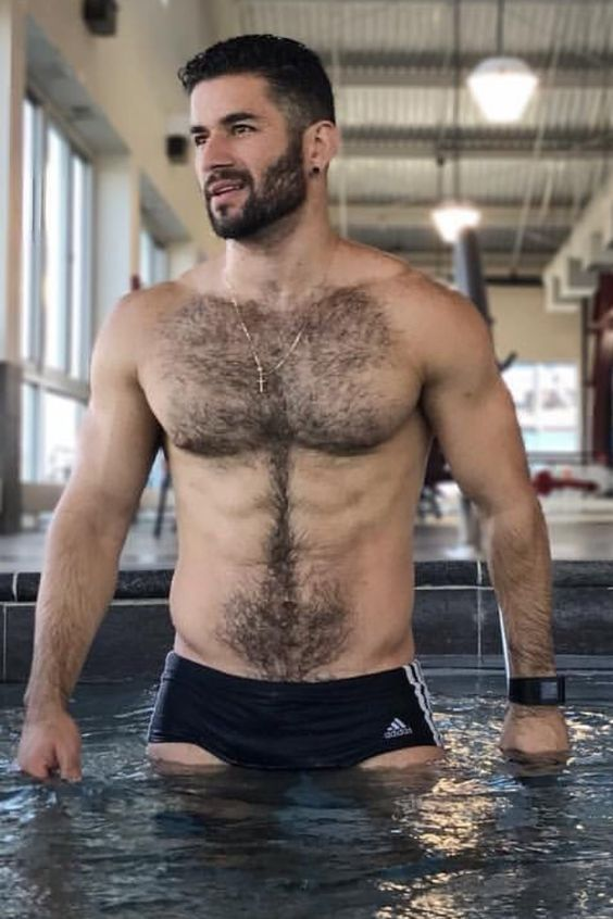 Pin On Handsome  Hairy-Chested-5237