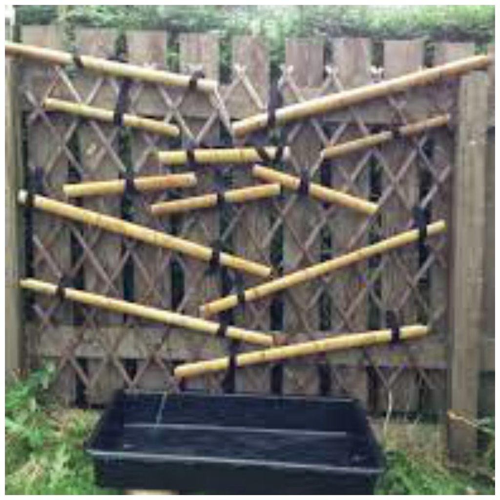 construire des objets en bambou fashion designs