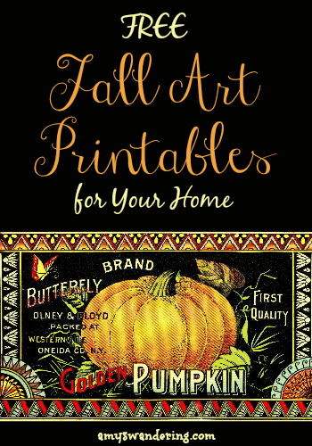 Free Fall Printable Art For Your Home Craft Ideas Fall