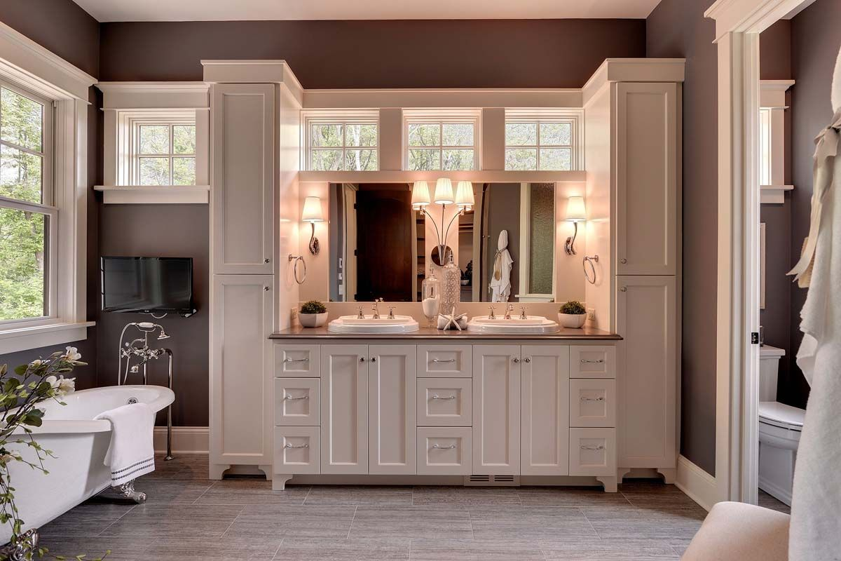 Delightful Custom Bathroom Cabinets Online Photo 7. Amazing Pictures