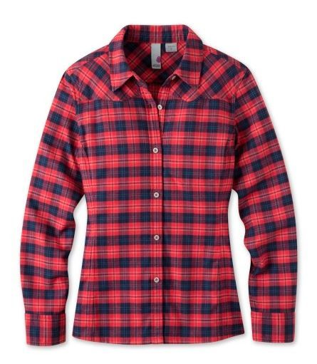 Dovetail Flannel