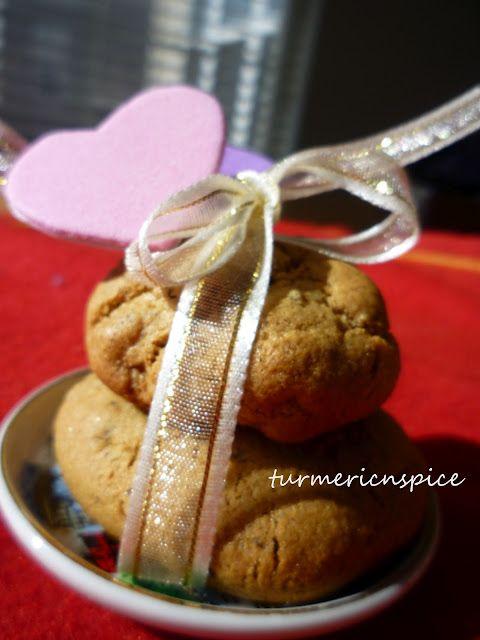 Turmeric n spice: Ginger Cookies