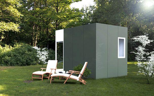 Casas modulares prefabricadas Cube u2013 Módulo Basic 12 Módulos - casas modulares