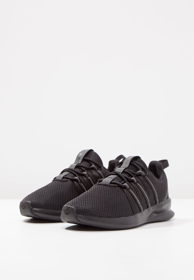 adidas Originals LOOP RACER - Sneaker low - core black ...