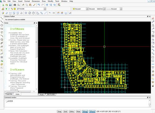 10 Free Cad Software You Can Download Staging Design: free drafting software for windows 10