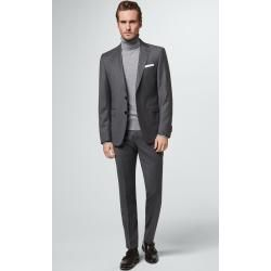 Photo of Flannel suit Palo-Rico in heather gray windsor