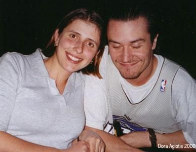 Patton wife mike Mike Patton: