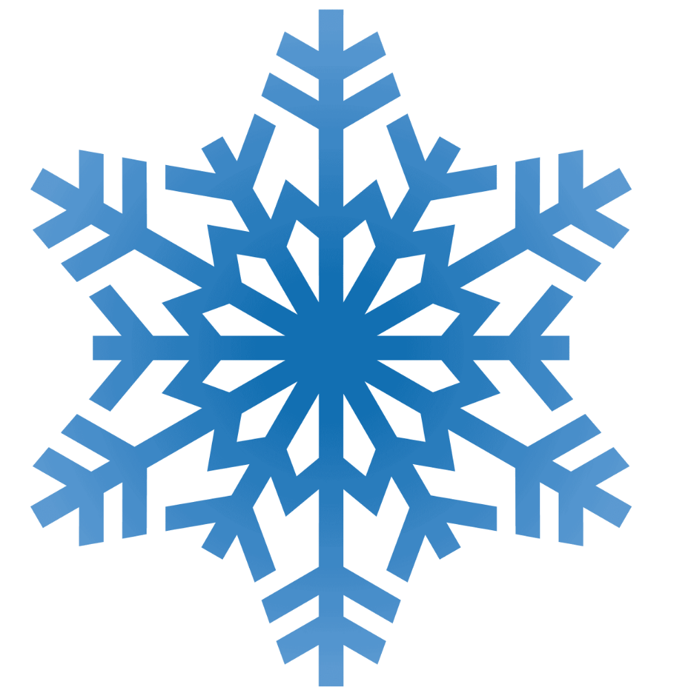 44++ Snowflake clipart free no background information