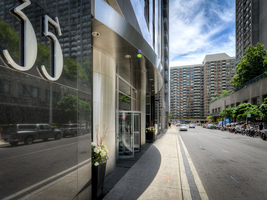 35 Balmuto St 2901 By Matt Smith Offered For Sale Featuring 8 Rooms 1 1 Bedrooms And 2 Bathrooms At Bay Bloor Art Deco Inspired Floor Plans Residences
