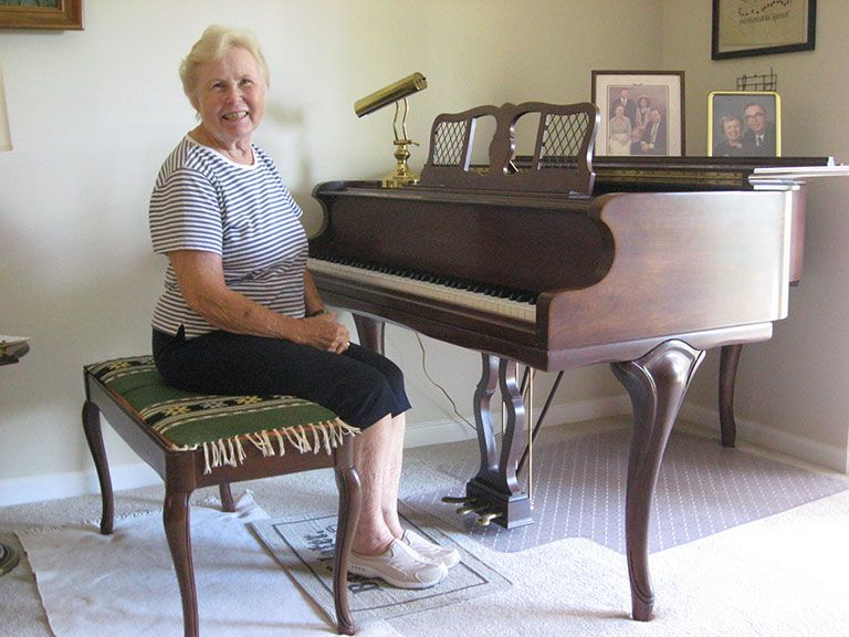 'Everything I need' (With images) Baby grand pianos