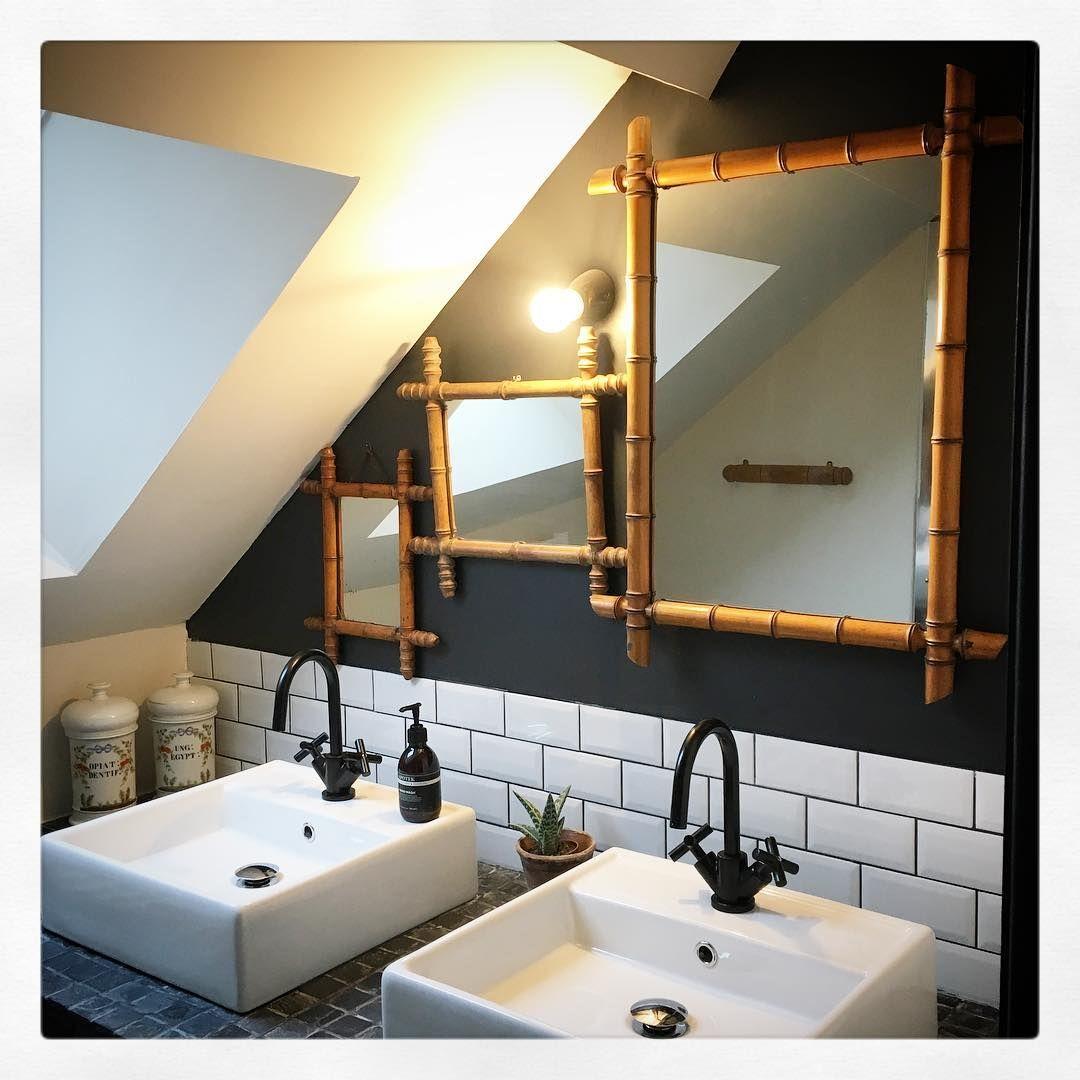 Salle De Bain Deco Bambou n miroir pour toutes les tailles