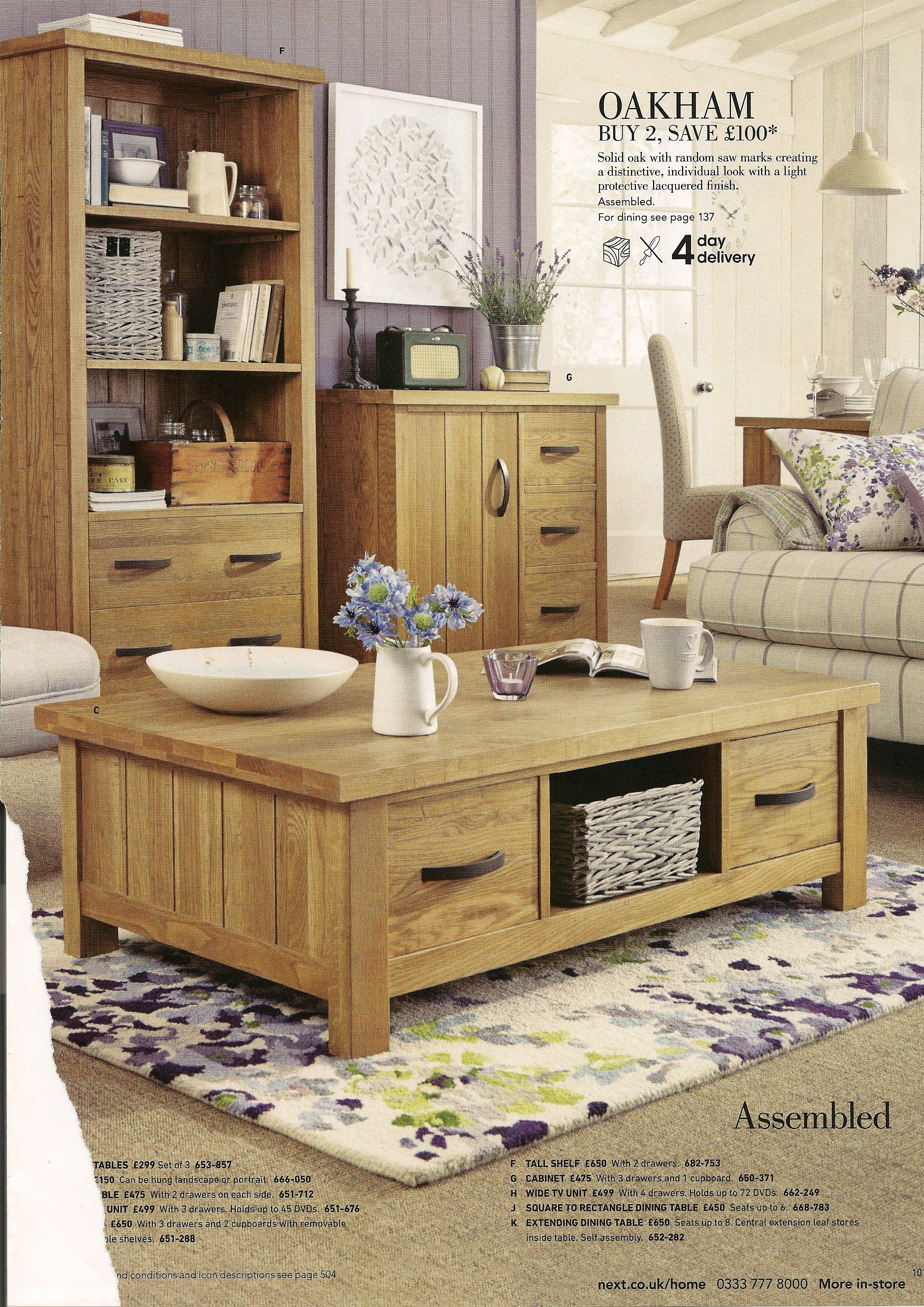 Oakham Living Cabinet 475 Tall Shelf 650 Coffee Table 475 Nice Metal Handles On This Range Oakham Coffee Table Tall Shelves #tall #table #for #living #room