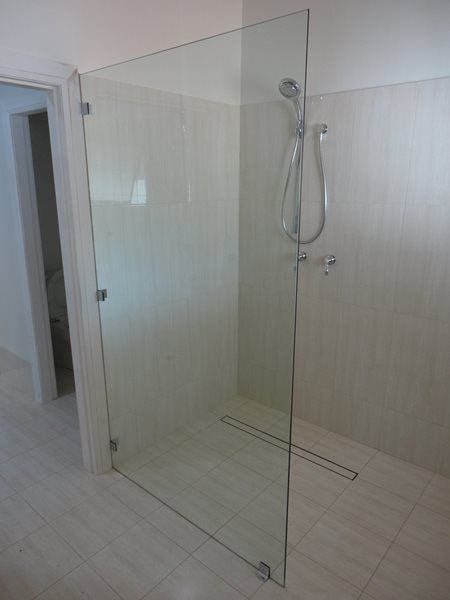 Beau Image Result For Showers With Only Fixed Glass Australia