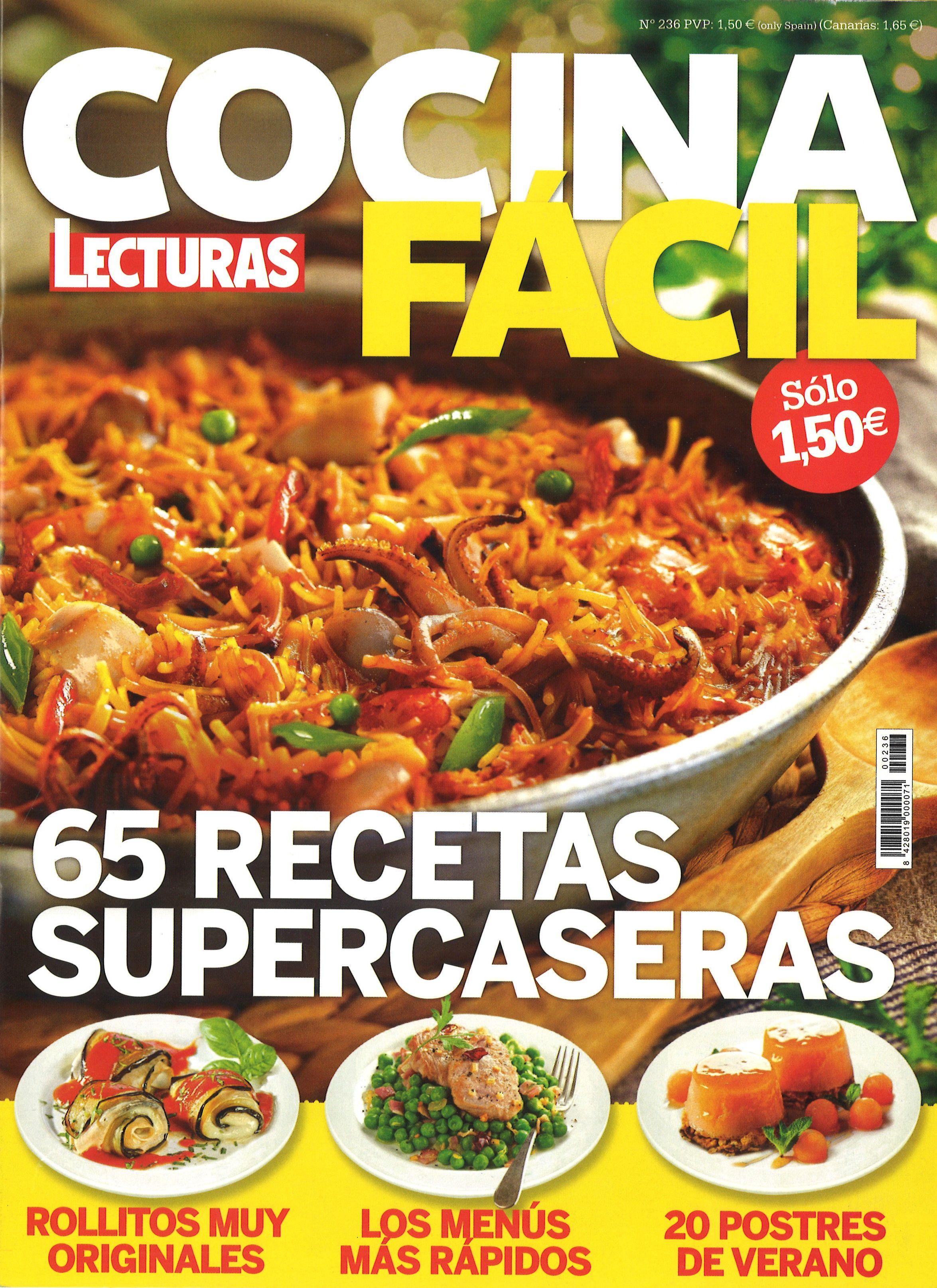 Cocina Facil Revista Calameo Revista Cocina