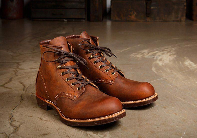 Boots, Red wing shoes, Winter leather boots