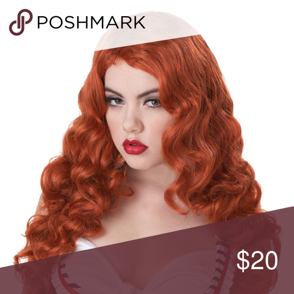 Classic Wavy [Crimson Red] | WIG | Red wigs, Wigs, Cosplay