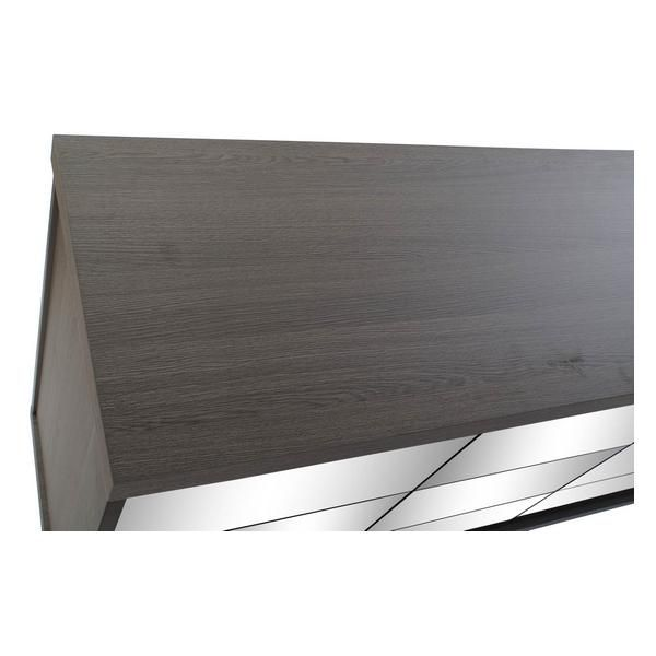 Sideboard DKD Home Decor Wing Lacquered Melamin (200 x 45 x …