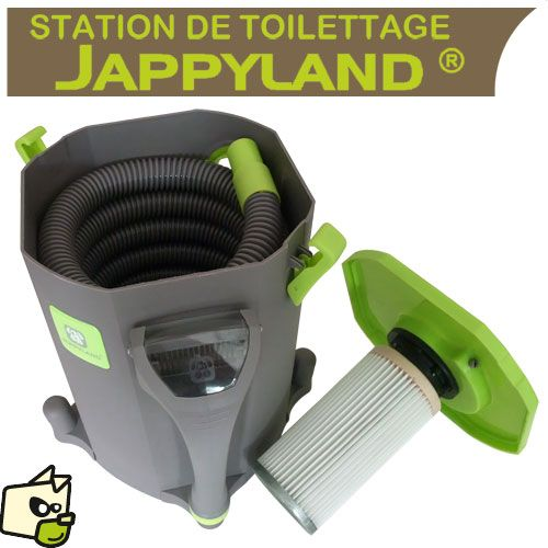 station de toilettage jappyland chien chat vite l. Black Bedroom Furniture Sets. Home Design Ideas