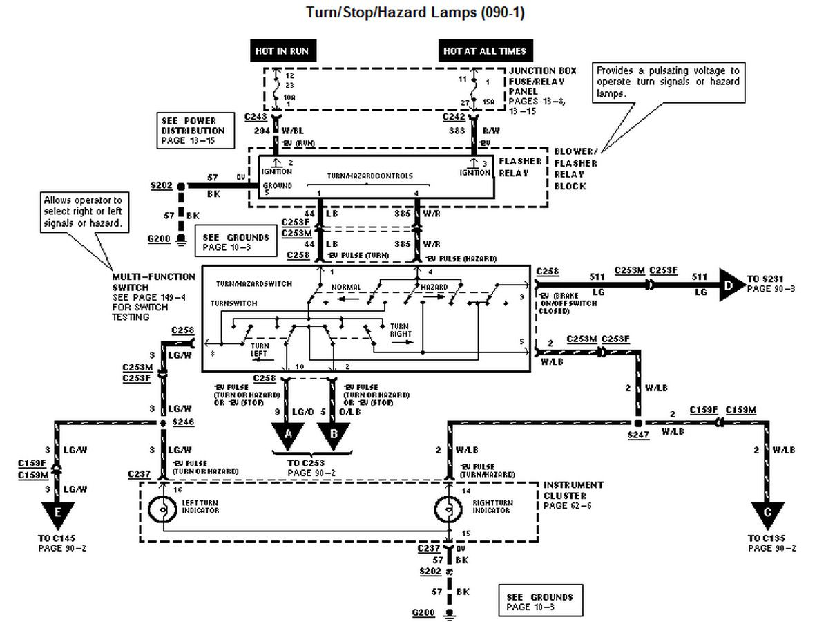 Ford F150 Wiring Diagram On 02 16 F 150 4