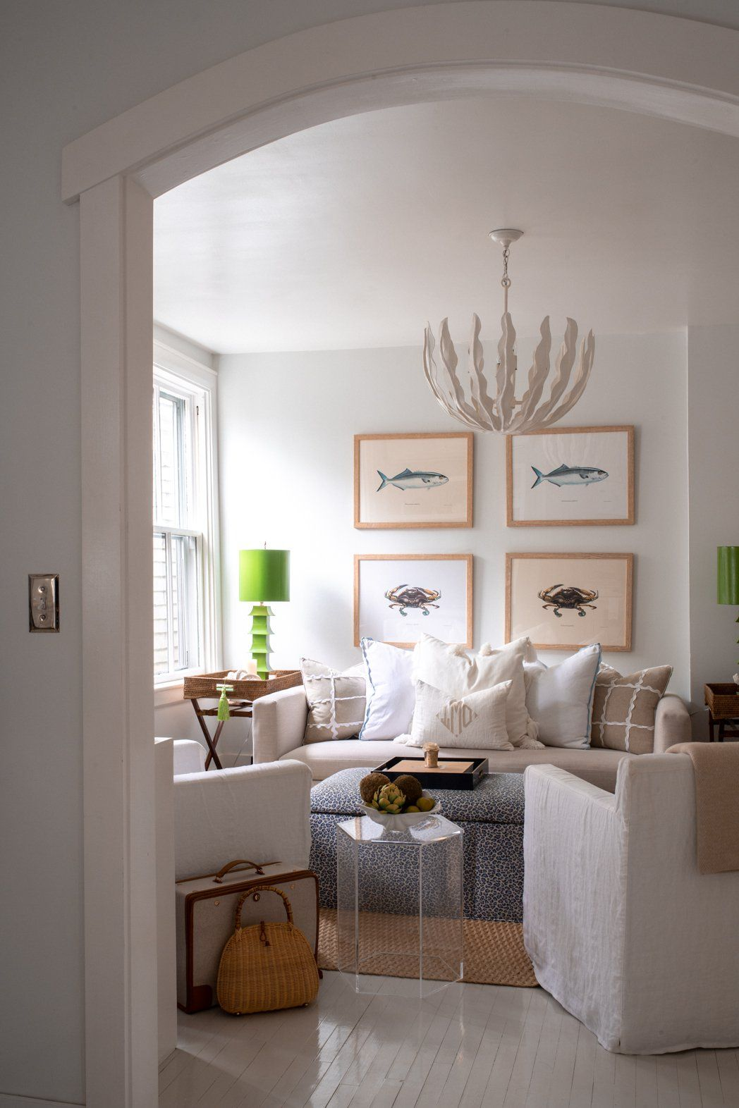 Designing the Perfect Nantucket Escape Design, Furniture
