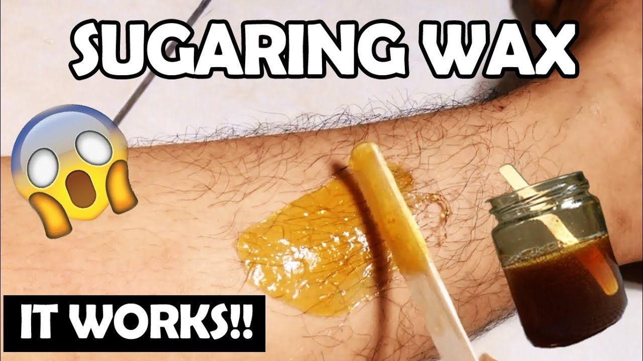 Easy DIY Sugaring Wax (for Body and Facial Hair) The