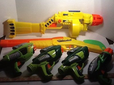 Buzz Bee Air Warriors The Walking Dead Dart Blaster - Andrea's Rifle