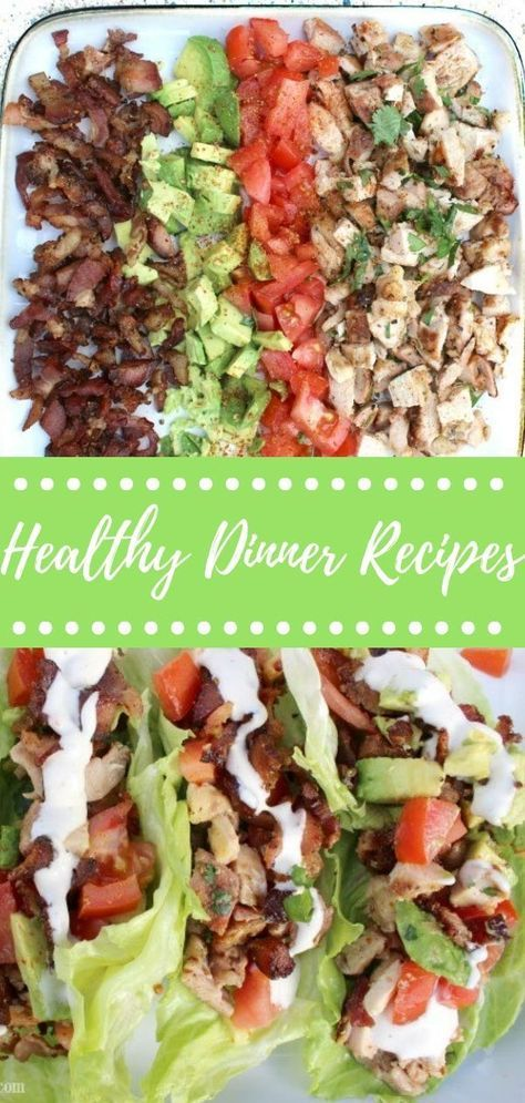 12 Easy Healthy Dinner Recipes for Family images
