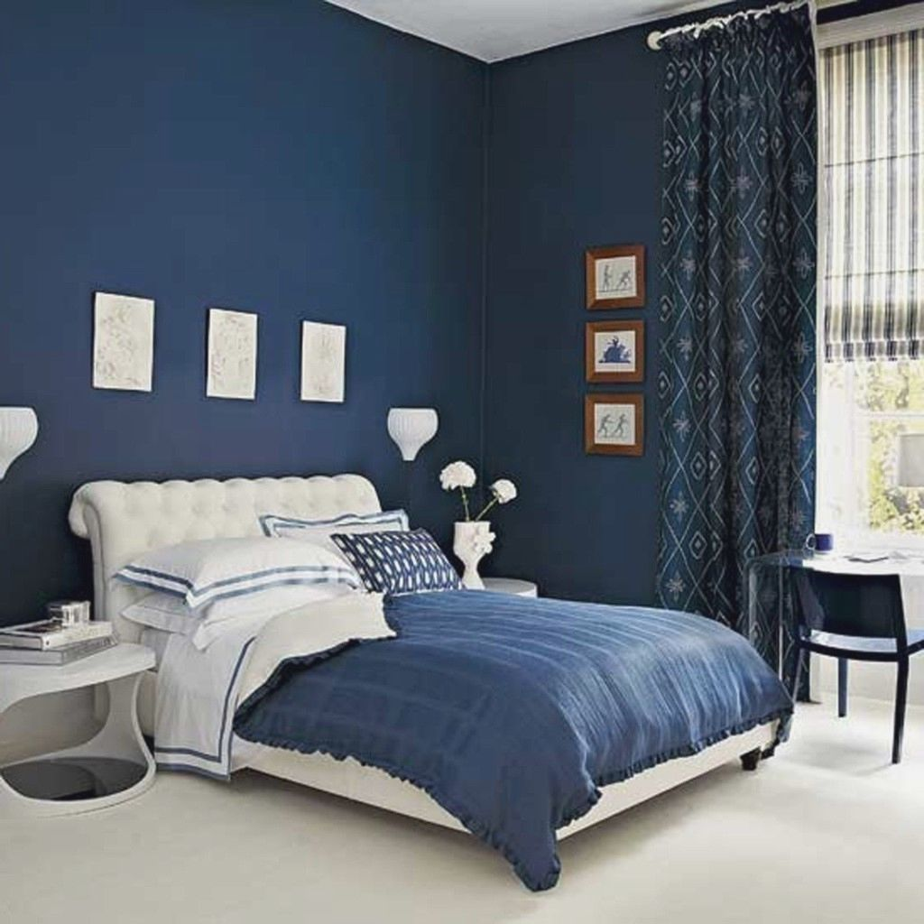 Bedroom Colour Combination With Blue Interior Design Bedroom Study Table Bedroom Paint Ideas With Brown Furniture Royal Blue Bedroom Walls: Asian Paint Colour Combination For Walls Asian Paints