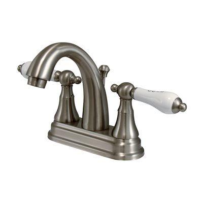 Elements Of Design Es761 Elizabeth Centerset Faucet Bathroom Faucets Faucet