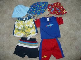 Boys Swimwear  Price: $5.00