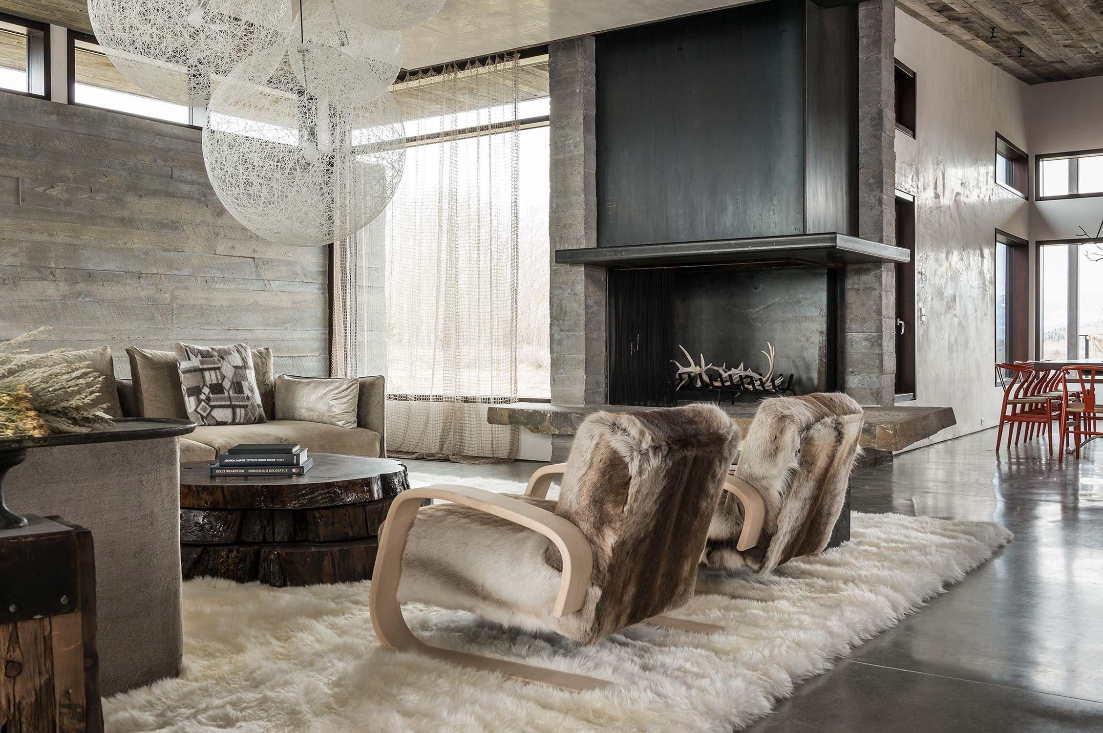 Pearson design group lovely interior texture for Soft modern interior design
