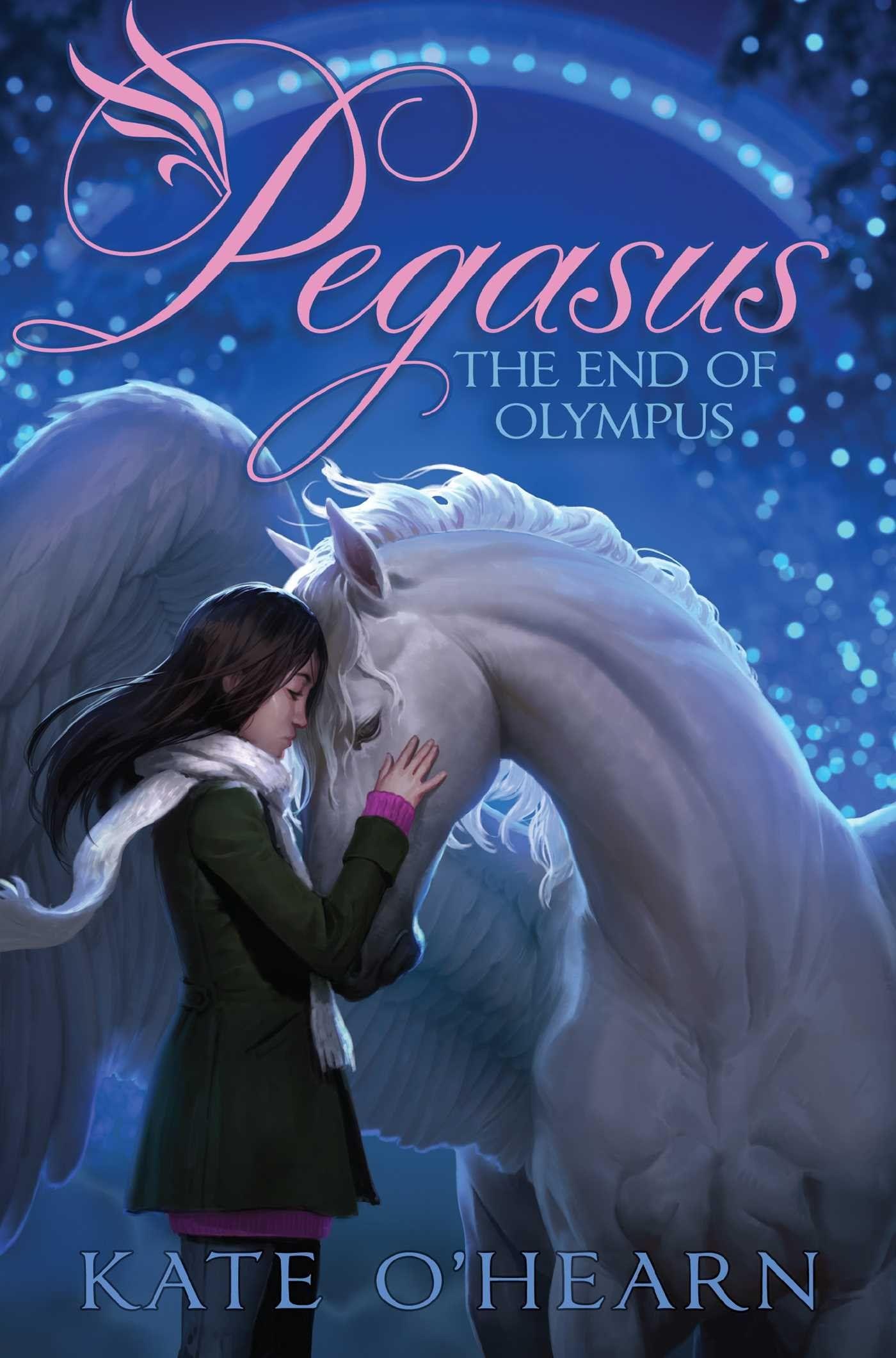 The End Of Olympus (pegasus): Kate O'hearn: 9781481447171: Amazonsmile