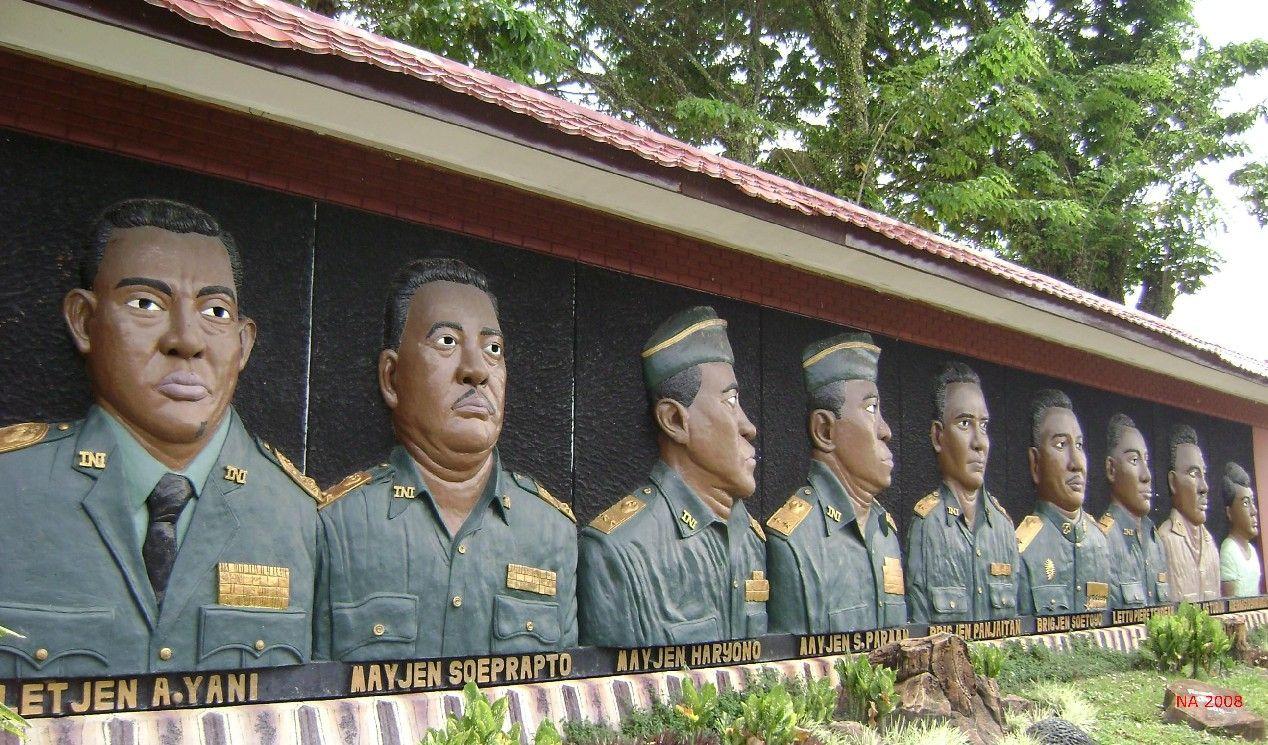 Gambar Tujuh Pahlawan Revolusi