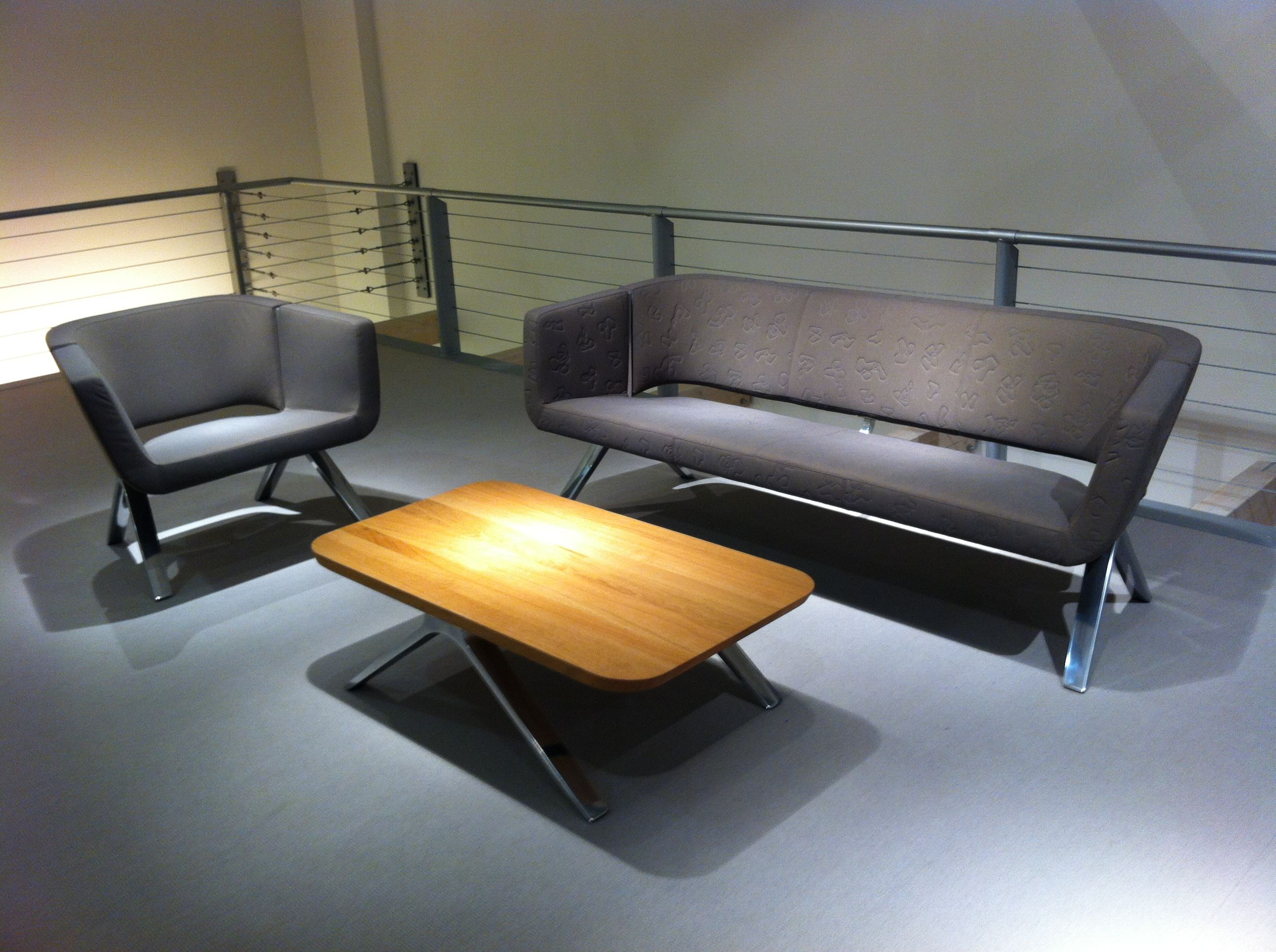 Series 8080 seating in cooperation with Porsche Design ...