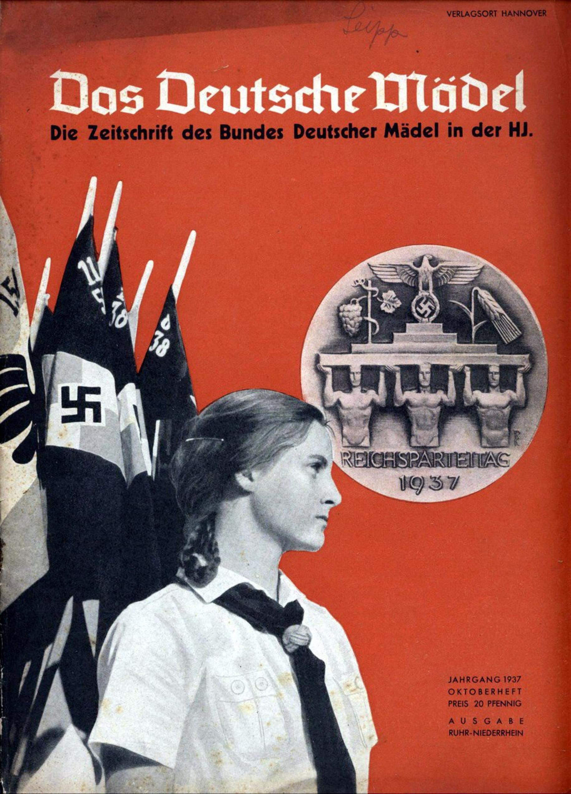 maiden deutsch