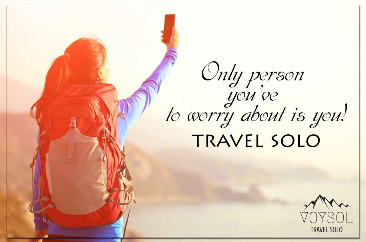 No worries no tension no one to bother.Travel stress free travel solo. #travel #travels #travelsolo #solotravel #solotraveler