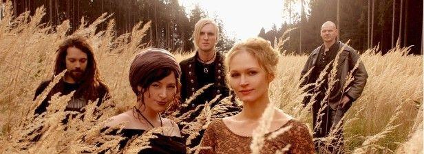 Mittelalter-Band Faun - wie Ballermann auf Burg Schreckenstein