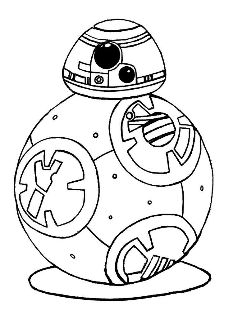 coloriages-star-wars-1.jpg (750×1000) | SW | Pinterest | Planetas
