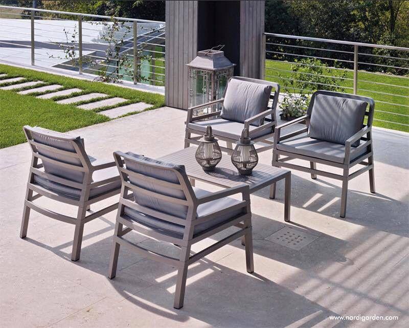 Nardi Mobili ~ Poltrona aria e tavolino aria nardi outdoor nardi pinterest