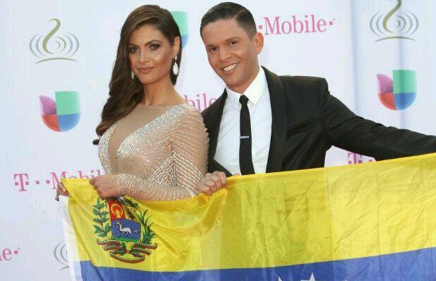 Premio lo nuestro February 24, 2014 | Los famosos muestran apoyo a Venezuela en Premio Lo Nuestro ( fotos ...