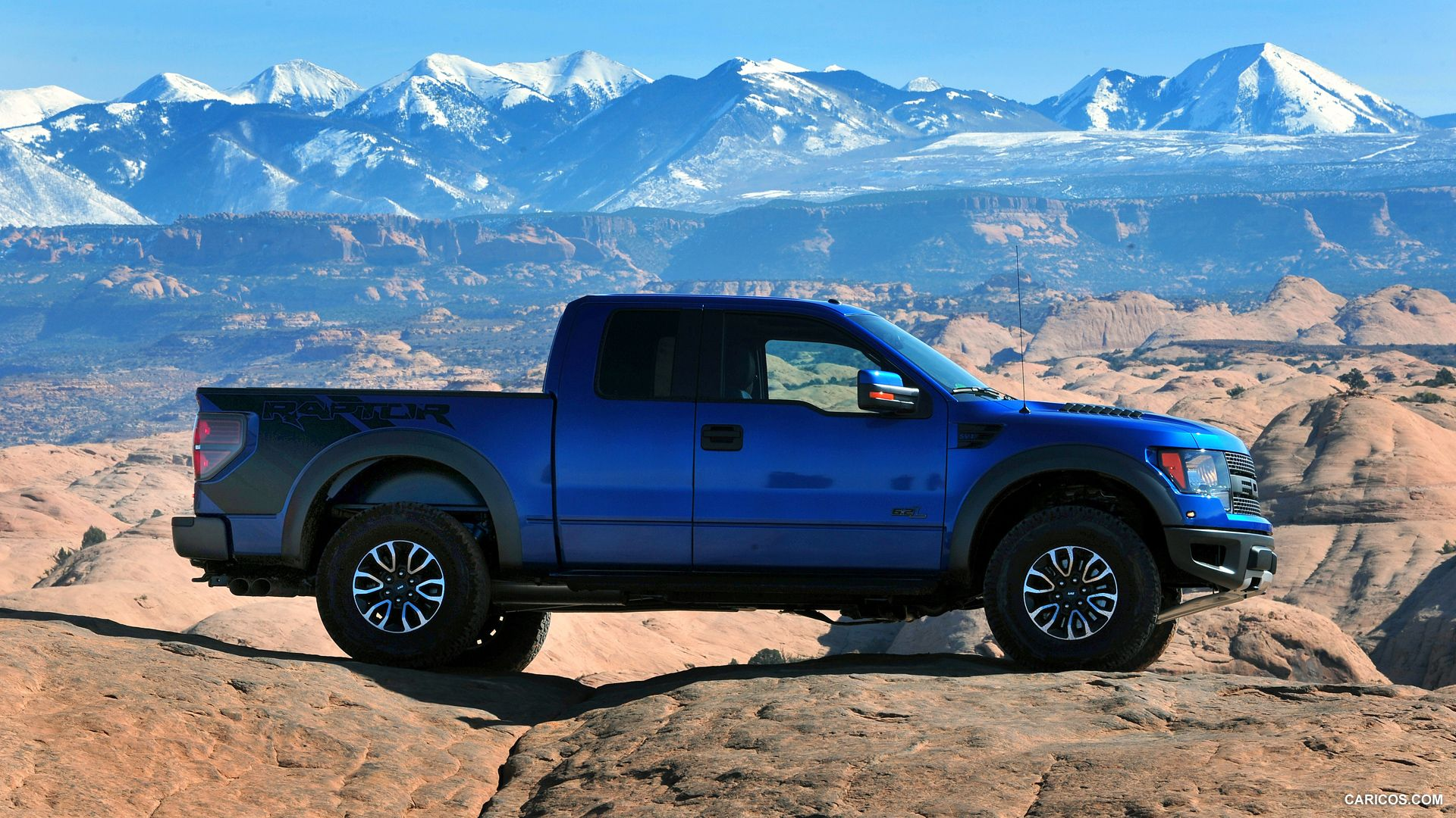2012 Ford F150 SVT Raptor Wallpaper