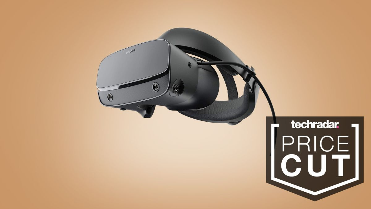 This Oculus Rift S Deal For Cyber Monday Drops The Price Of A Really Recent Vr Headset Vr Headset Oculus Rift Amazon Black Friday