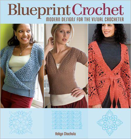 40914f1bc300 Blueprint Crochet  Modern Designs for the Visual Crocheter - 30 ...