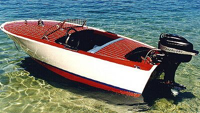 Classic Outboard Runabout Boat Plans Runabout Boat Boat