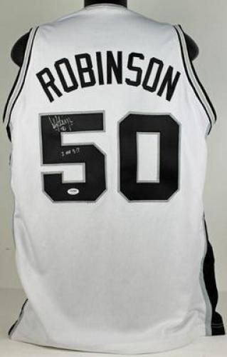 6af735f78bc David Robinson Signed Jersey - PSA DNA  SportsMemorabilia  SanAntonioSpurs